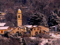 Tapeta snow-covered-village.jpg